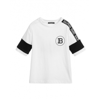 T-shirt Balmain White