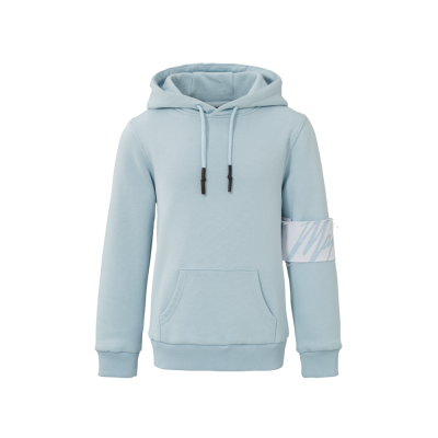 Malelions Hoodie Captain Light Blue