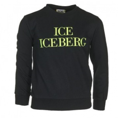 Sweater Nero Iceberg