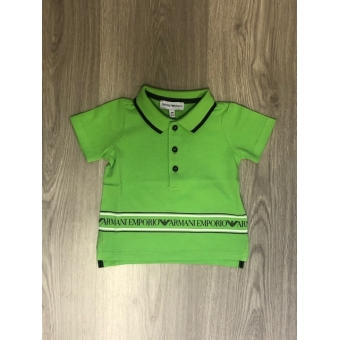 Polo Green Emporio Armani