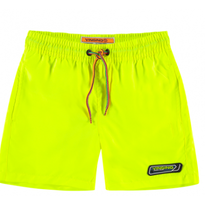 Vingino zwemshort Neon Yellow