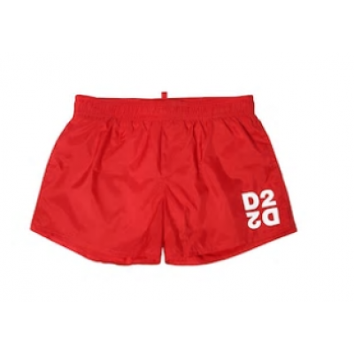 Dsquared2 Zwemshort Rood