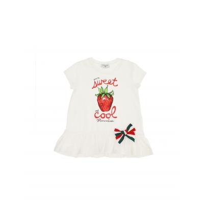 Monnalisa T-shirt Strawberry