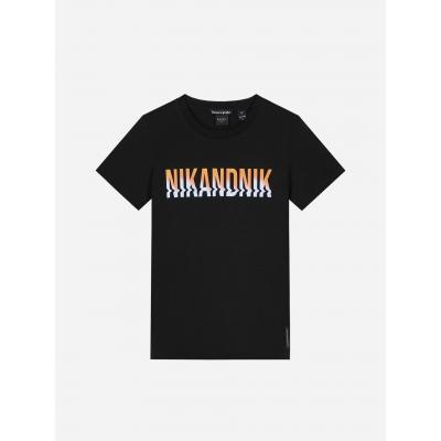 NIK&NIK T-SHIRT WITH NIK&NIK LOGO ANNIKA T-SHIRT