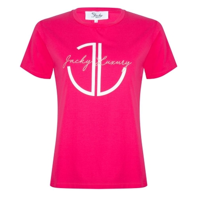 Jacky Luxury T-Shirt Fuchia