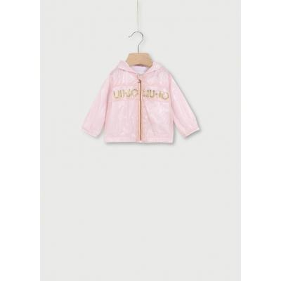 Jasje roze met capuchon Liu.Jo