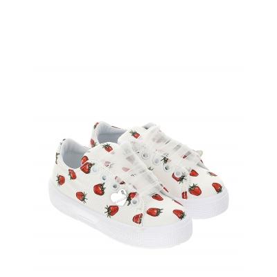 Sneakers aardbei Monnalisa