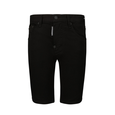 Dsquared2 denim short black
