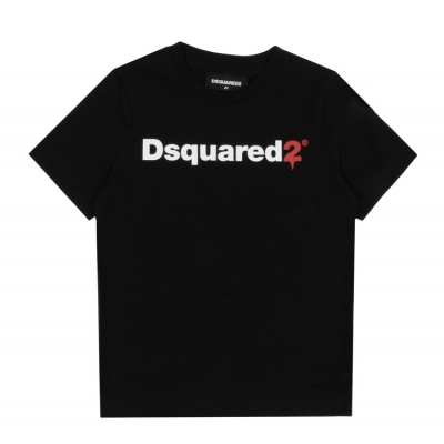 Dsquared2 T-shirt Black/White