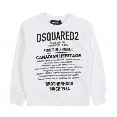 Dsquared2 sweater white