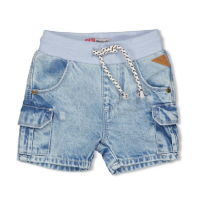 Feetje Denim Short light.Blue