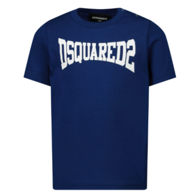 Dsquared2 T-Shirt Kobalt