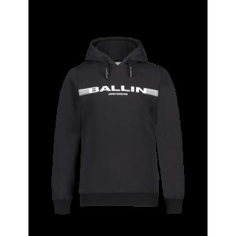 BALLIN Hoodie black