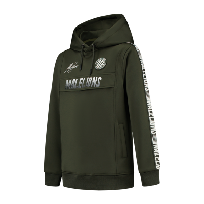 Malelions Junior Warming Up Hoodie