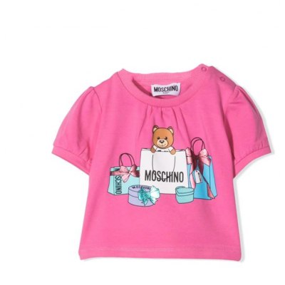 2-delige set Moschino t-shirt met legging