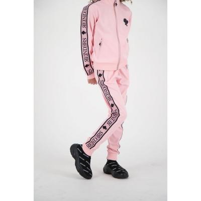 Reinders Tracking Pants Pink
